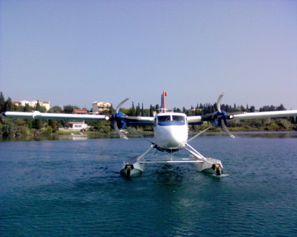 Twin Otter Float testing for EASA Validation of a USA Modification.